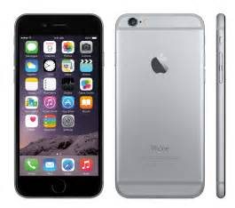 Space Gray Apple iPhone 6