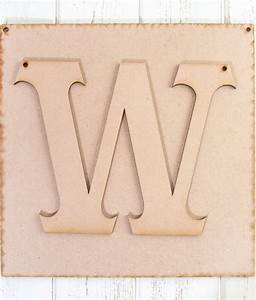 an alphabet mdf plaque and letter anna marie designs With mdf alphabet letters