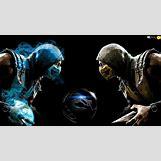 Mortal Kombat X Wallpaper Scorpion | 3840 x 2160 jpeg 971kB