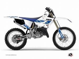 Fiche Technique 125 Yz : kit d co moto cross replica yamaha 125 yz blanc bleu kutvek kit graphik ~ Gottalentnigeria.com Avis de Voitures