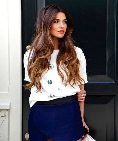 hairstyles  long hair  capellistyle