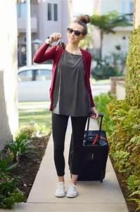 Travel Outfit Ideas For Women 2018   FashionTasty.com