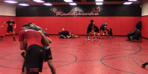 wrestling grapples powerhouse teams wingspan