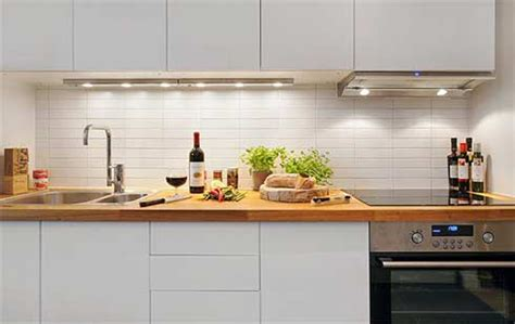 Smart & Wise Space Utilization For Very Small Kitchens