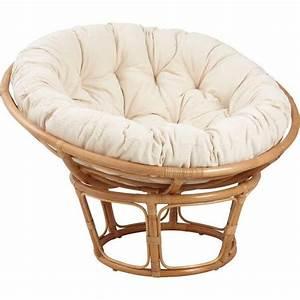 Fauteuil Rotin Rond : fauteuil papasan en rotin achat vente fauteuil rotin ~ Dode.kayakingforconservation.com Idées de Décoration