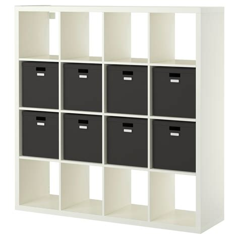 Meuble A 8 Cases Ikea by Kallax Shelving Unit With 8 Inserts White 147x147 Cm Ikea