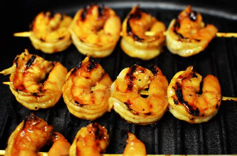 how to cook shrimp on grill grilled shrimp kabobs