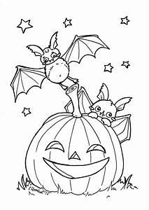 Ausmalbilder Oktober Halloween 938429348234 Color