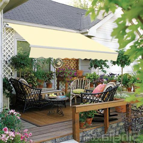 replacement patio awning fabric uk home citizen