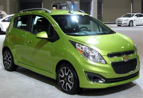 2013 Chevrolet Spark  Wallpapers, Pictures, Pics, Images