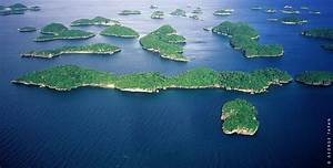 Philippines Hundred Islands Archipelago Background