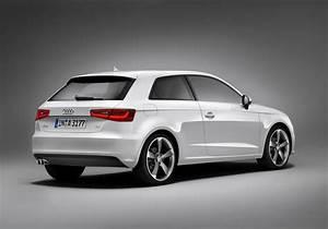 Photo Audi A3 : 2013 audi a3 hatchback leaked ~ Gottalentnigeria.com Avis de Voitures