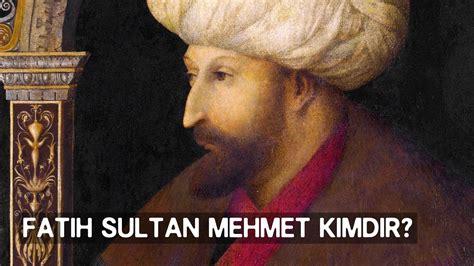 İstanbul'un fethiyle orta çağ'ı kapatıp yeni çağ'ı açan sultan mehmet, fetihten sonra fatih unvanını aldı. Fatih Sultan Mehmet Kimdir? (Kısa Belgesel) - YouTube