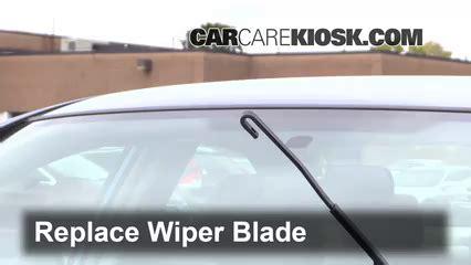 front wiper blade change honda civic