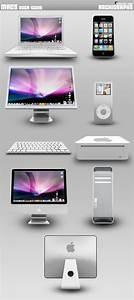50+ Free High Quality Apple Icon Sets | Bluefaqs