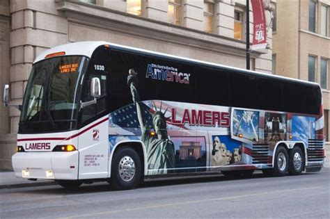 Lamers Bus Lines buys 6 MCI J4500s - Motorcoach - Metro