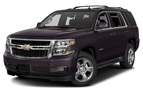 New Chevrolet Suv by 2017 Chevrolet Tahoe Price Photos Reviews Features
