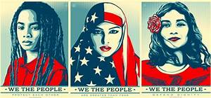 Shepard Fairey's inauguration posters may define political ...