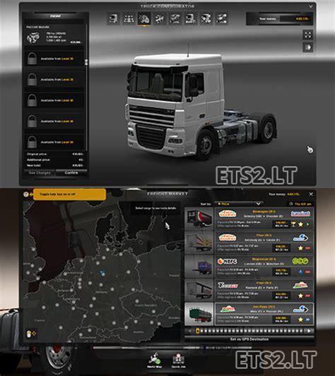 16 New Engine Updates + 18 Type Of Heavy Load Cargo
