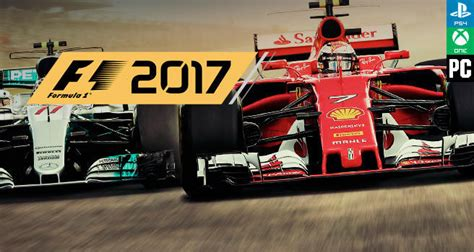 f1 2017 pc an 225 lisis f1 2017 ps4 xbox one pc