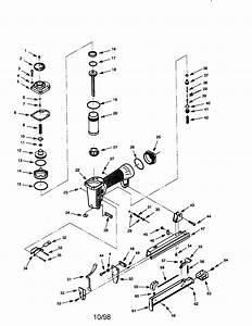 Craftsman Crown Stapler Parts
