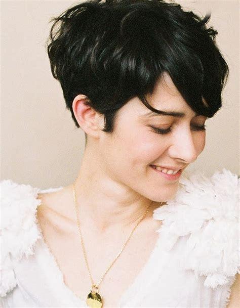 coupe de cheveux courts pour femme printemps 233 t 233 2015 les plus belles coupes courtes de