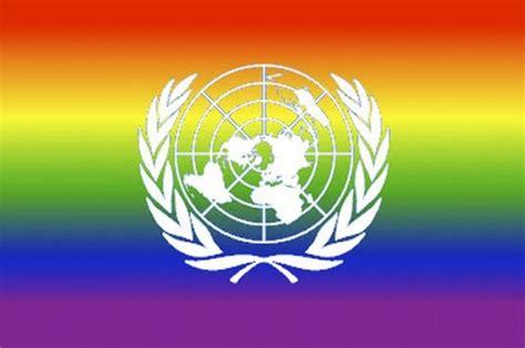 onu si鑒e anche l onu è contro la famiglia l 39 omofobia sarà un reato internazionale la manif pour tous italia