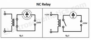 Form C Relay Wiring Diagram Spst