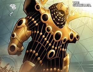 Aspirant Godkiller vs Galactus Engine - Battles - Comic Vine
