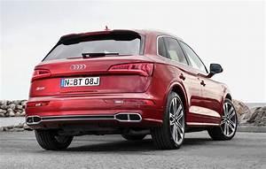 2017 Audi Sq5 Review