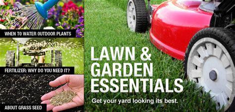 lawn garden essentials featured shops ace hardware