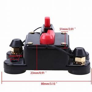 Universal Car Audio System Audiopipe 12 Volt 50 Amp Manual