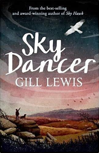 book review sky hawk gill lewis   sue pakkas