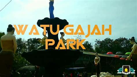 wisata   semarang watu gajah park youtube