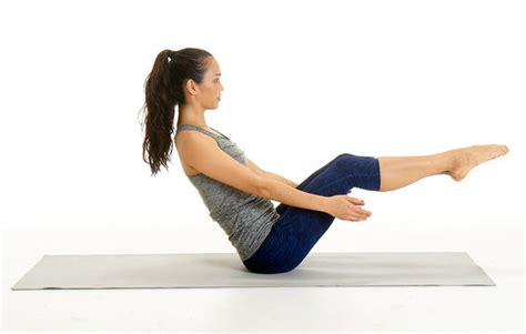 Boat Pose Of Yoga by 8 Yoga Poses For Injury Free Running