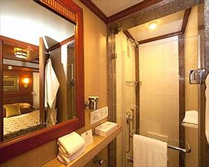 onboard india39s most expensive train rediffcom business With maharaja express bathroom