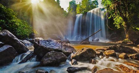 siem reap phnom kulen waterfall day  siem reap cambodia getyourguide