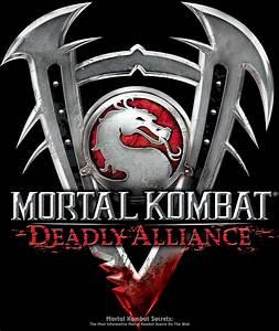 Mortal Kombat: Deadly Alliance Game Logos - Mortal Kombat ...