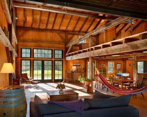 Interior Barn Designs by 50 Cozy And Inviting Barn Living Rooms Digsdigs
