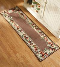 kitchen rugs and runners Apple Decor Runner Kitchen Rug Country Decor Apple Blossom ...