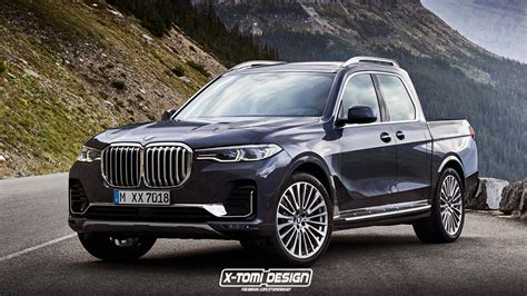 Bmw X7 For Sale by Bmw X7 Transformed Into X7 M And X8 Carbuzz