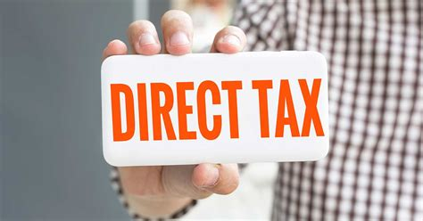 difference  direct tax