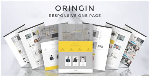 Onepage Theme 42 Best Onepage Drupal Themes 2018