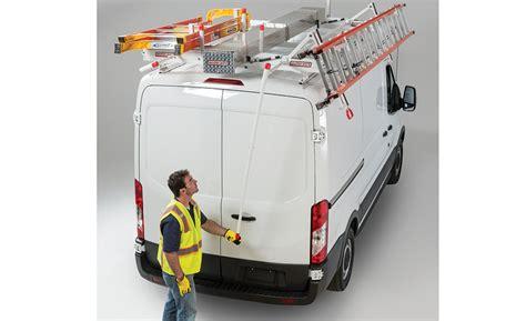 Weather Guard Drop-down Ladder Racks