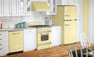 Кухня в стиле ретро: дизайн интерьера и другие особенности ...