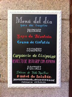 menu del  farmacia naranjo menu   day