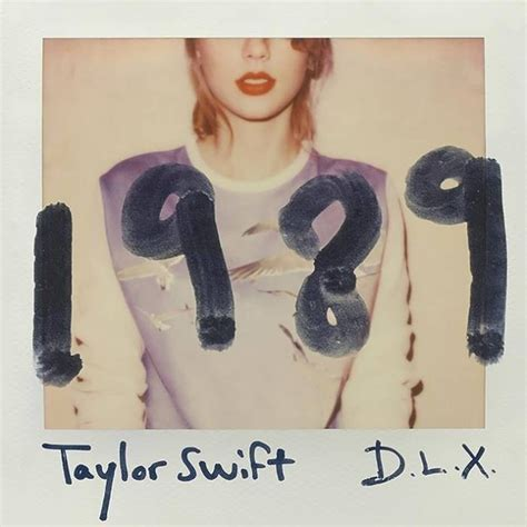 Taylor Swift divulga capa do novo álbum