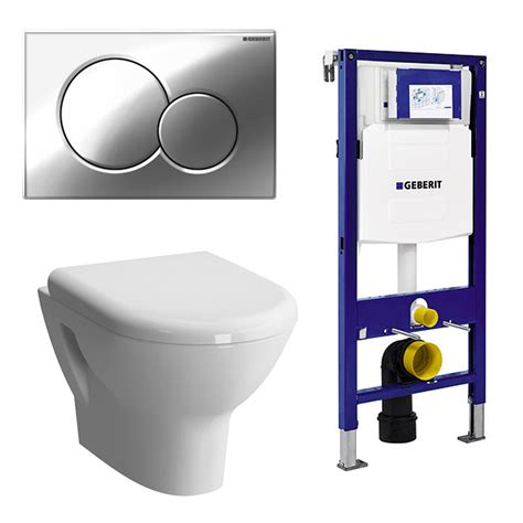 wall hung toilet frame geberit geberit duofix wall frame with zentrum wall hung pan flush plate