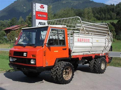 gebrauchte transporter kaufen reform muli 560g diesel landwirt
