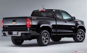 LA Auto Show 2013: All-New 2015 Chevrolet Colorado